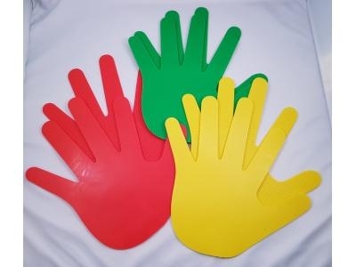 Markeringsset 6 handjes