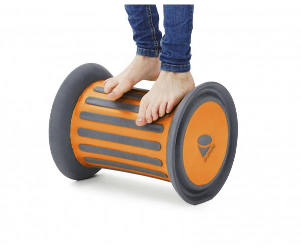 Gonge Balanceerroller zonder zand, oranje