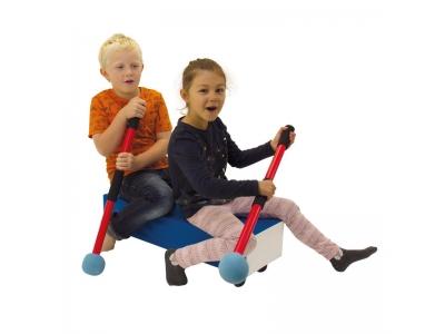 Softplay Rider Peddels