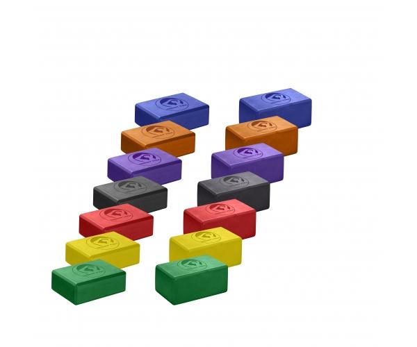 Yoga blok  23 x 15 x 7.5 cm