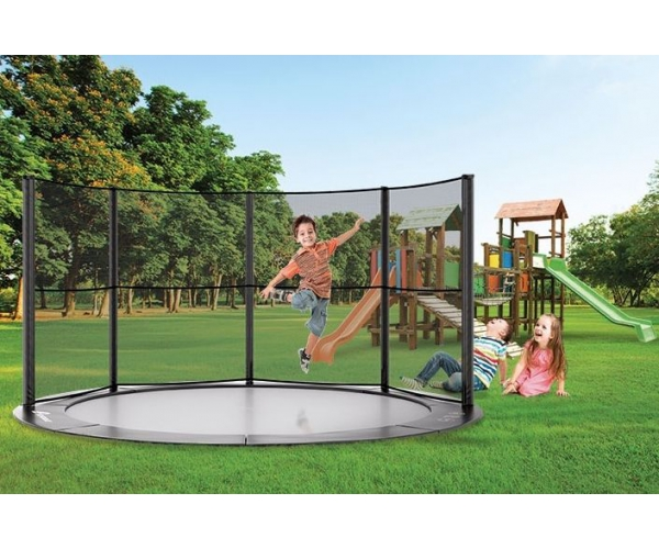 Akrobat Trampoline Primus Premium Flat to the Ground 365 cm