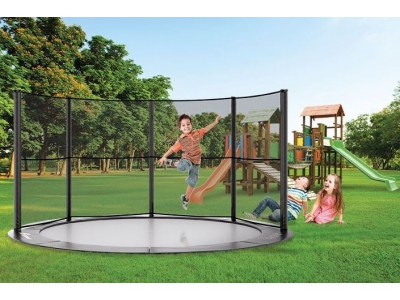 Akrobat Trampoline Primus Premium Flat to the Ground 430 cm