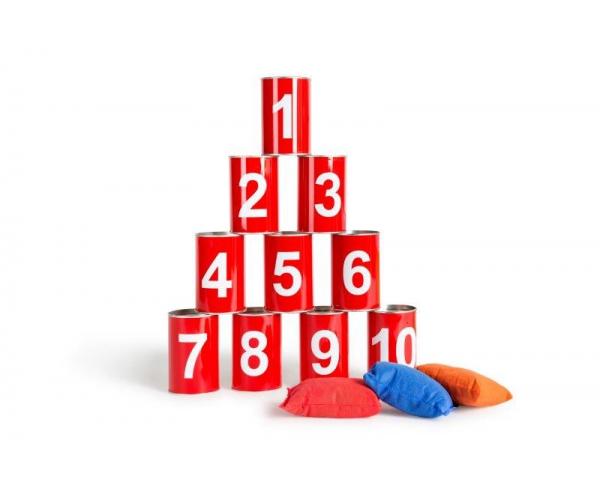 BS Toys Blikgooien Cijfers