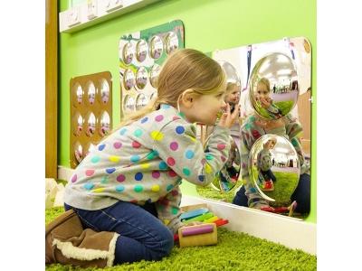 Bolvormige spiegels