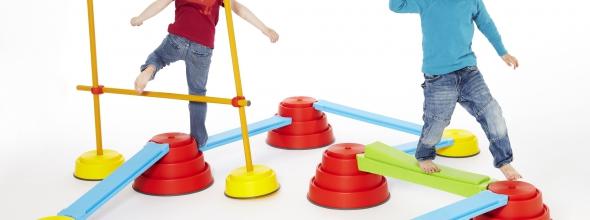 Inzet balansoefeningen bij hoogsensitieve kinderen