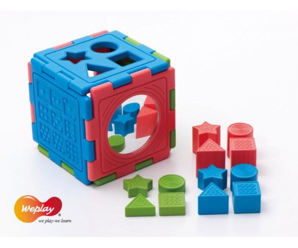 Creatieve kubus OP = OP