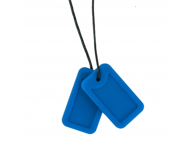 Chewigem bijtketting Dog Tags