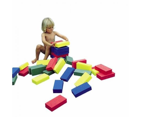 Foam bouwblokken
