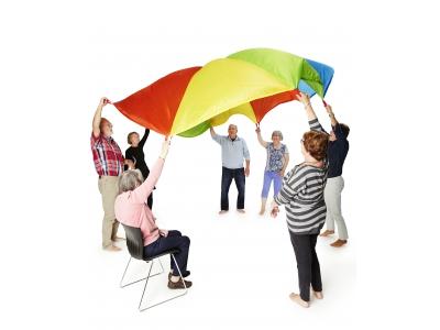 Gonge Speel parachute