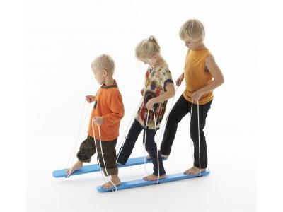 Gonge Houten Zomerski's voor 3 kinderen