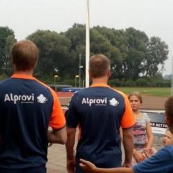 Alprovi is de nieuwe sponsor van ASV Extra