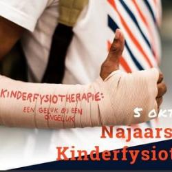 NVFK Najaarscongres Kinderfysiotherapie: een geluk bij een ongeluk!