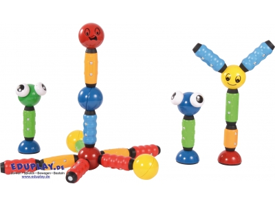 Magneet Jumbo Sticks 52-delig