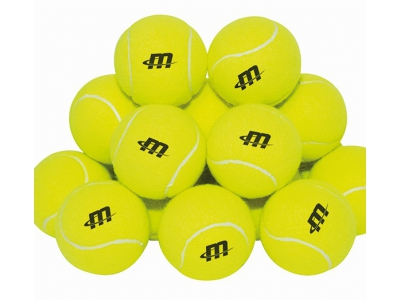 Recreatie Tennisballen, set van 12