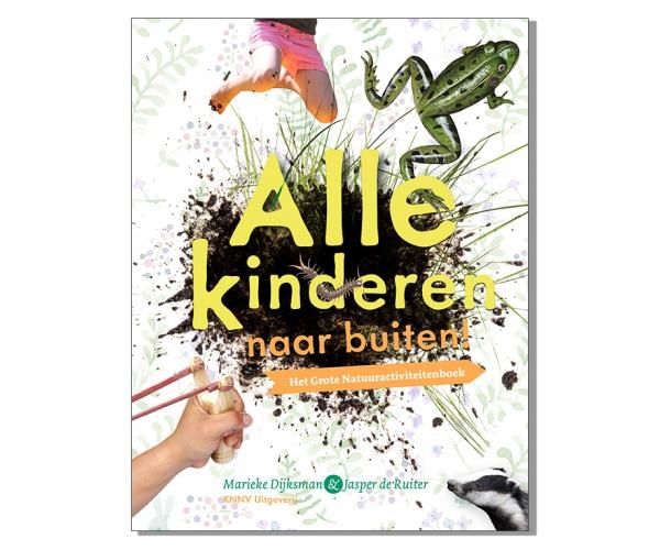 Boek - Alle kinderen naar Buiten