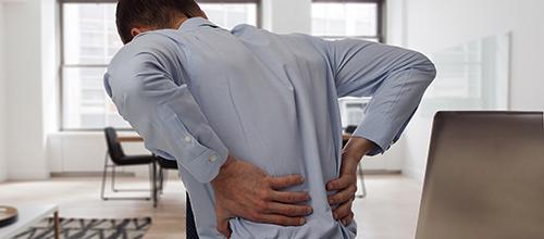 Last van rugpijn?