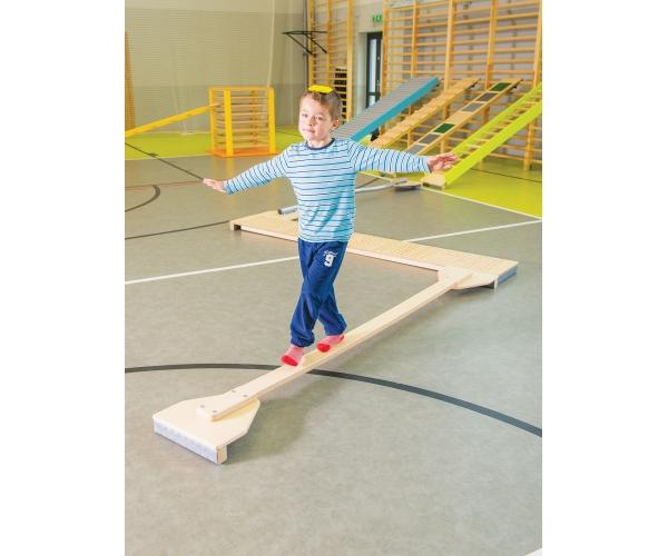 Sensorische Plank - Balance Beam Eenvoudig