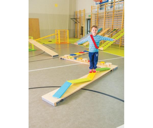 Sensorische Plank - Gekleurde Planken