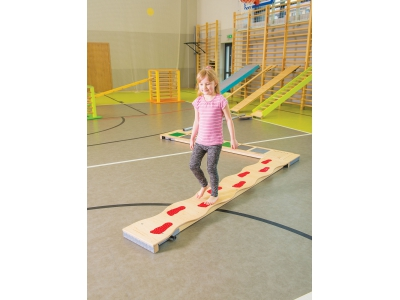 Sensorische Plank - Voeten