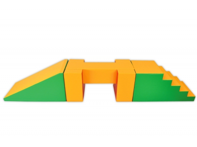 Soft Play foam blokken set 2