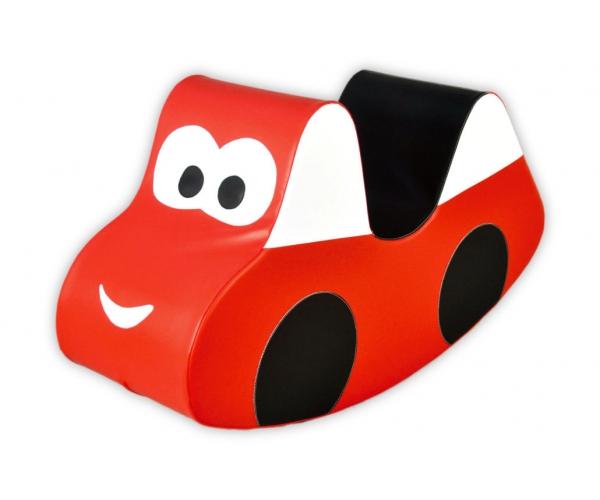 Soft Play foam schommel auto