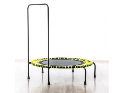 Aerobic Speedy Bouncer Mini trampoline met beugel