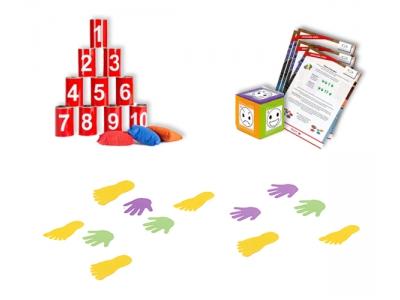 Spelpakket Bewegend Leren incl. lesplannen