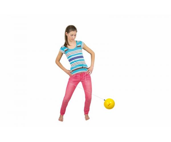 Bal aan elastiek, Sportbal