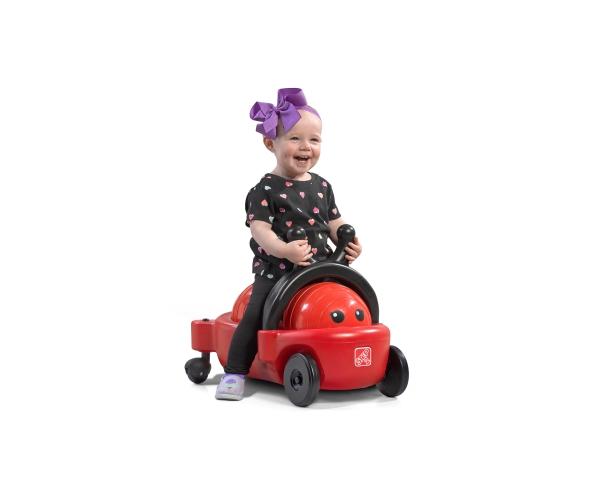 Step2 Bouncy Buggy Ladybug