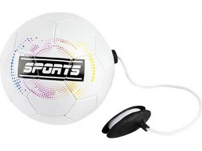 Voetbal aan touw, diameter 14 cm