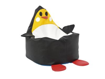 Zitzak Pinguïn, zwart